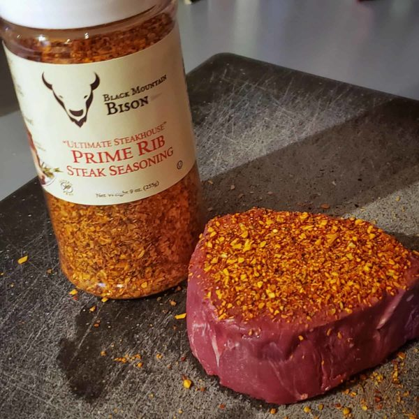 Ultimate Steakhouse Prime Rib Steak Seasoning
